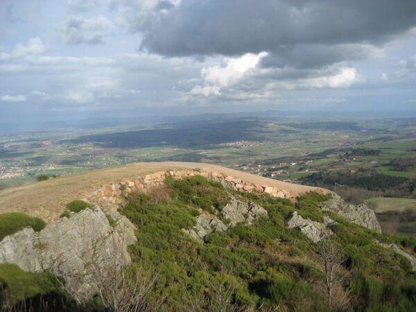 Site d'envol en parapente des Roches Ste Agathe
