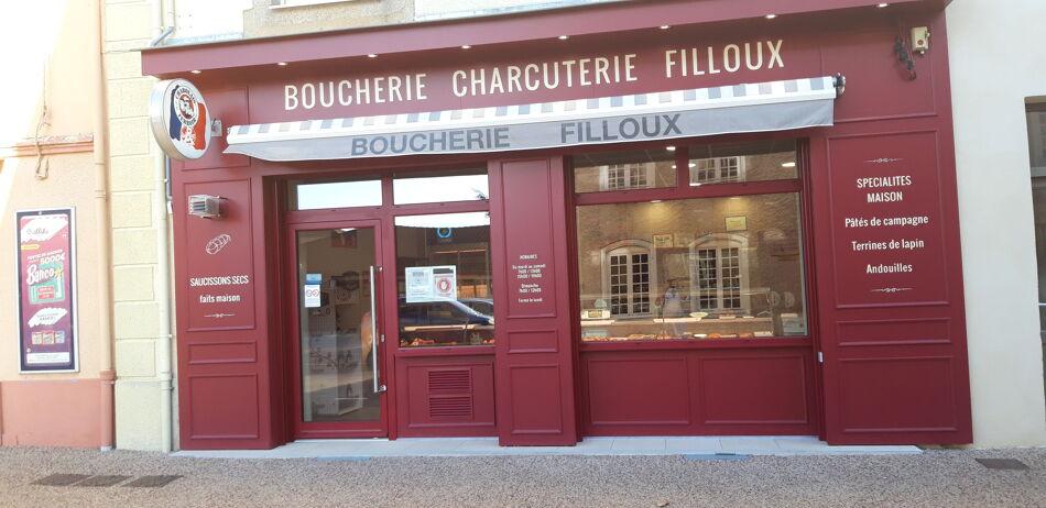Boucherie Filloux Logo