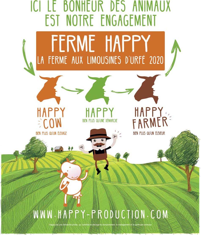 LA FERME AUX LIMOUSINES D'URFE Photo