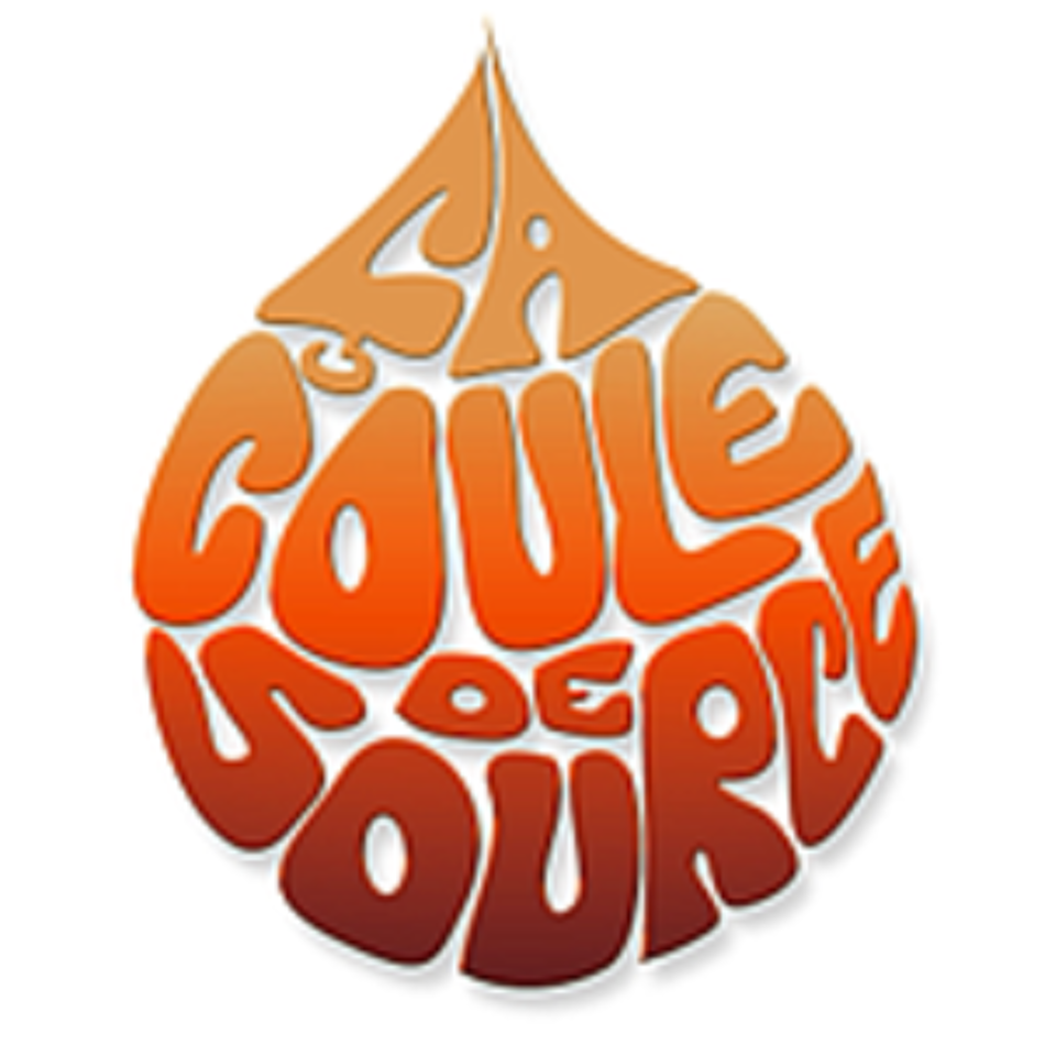 Ca coule de source Logo