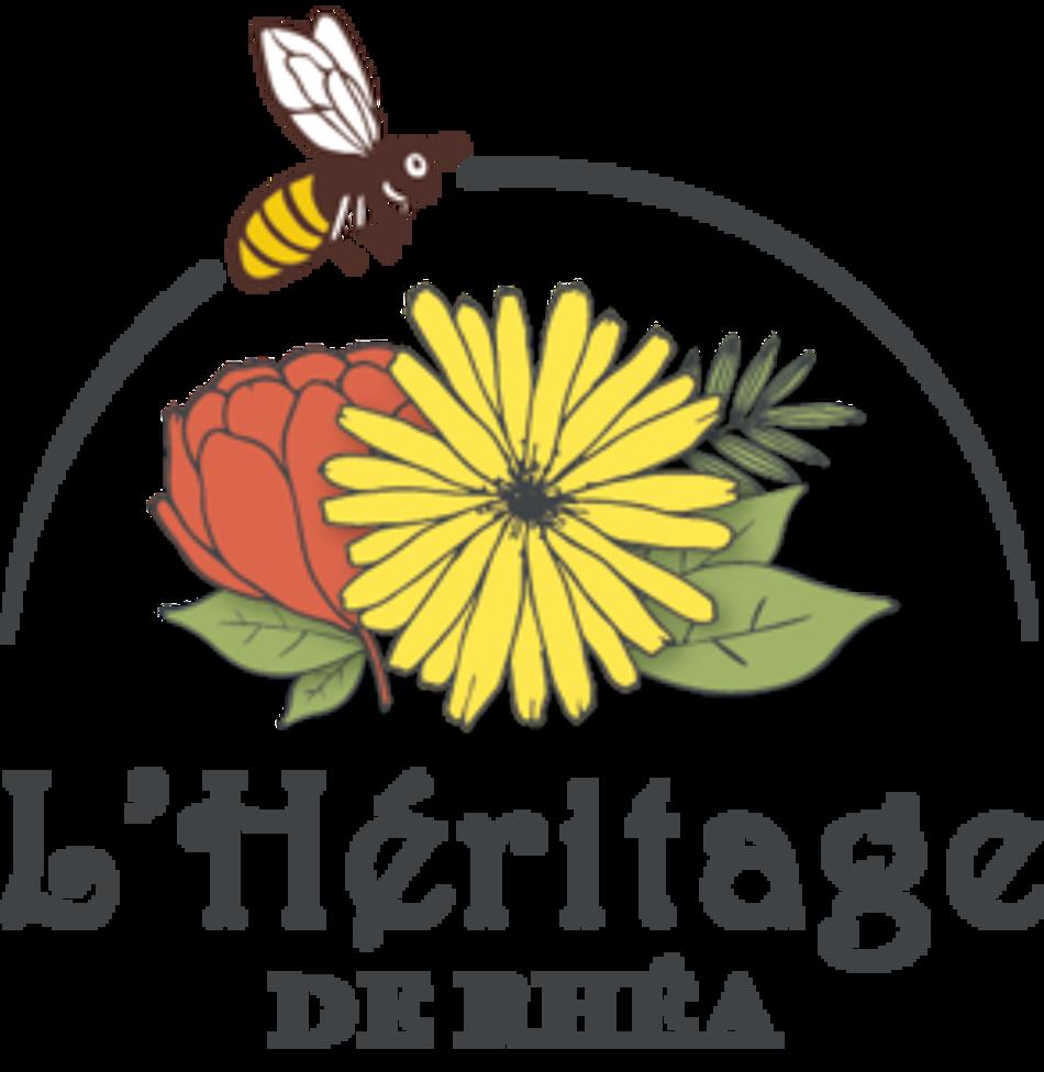 Héritage de Rhéa Logo