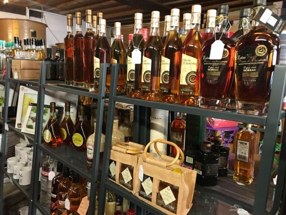 Comptoir dix vinS Photo