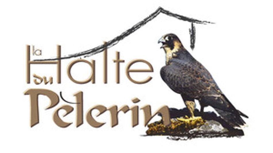 La Halte du Pèlerin Logo