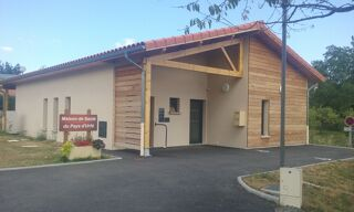 Maison de santé Pays d'Urfé - Crémeaux